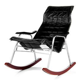 Кресло-качалка Белтех (черный) Red Black
