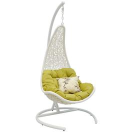 Подвесное кресло Wind White