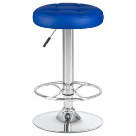 Барный стул 5008 синий LogoMebel