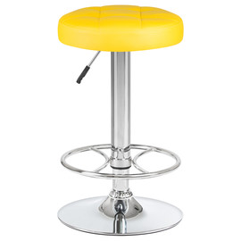 Барный стул 5008 желтый LogoMebel