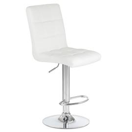 Барный стул Kruger LM-5009 белый DOBRIN