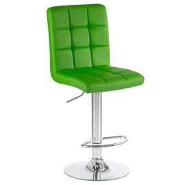 Барный стул Kruger LM-5009 Зелёный DOBRIN