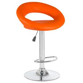 Барный стул MIRA 5001 оранжевый LogoMebel