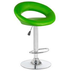 Барный стул MIRA 5001 зеленый LogoMebel