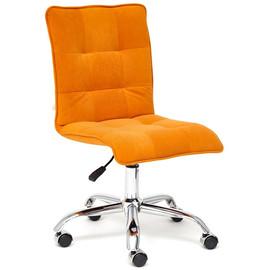 Кресло офисное «Zero» флок , оранжевый, 18  TetChair