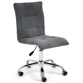 Кресло офисное «Zero» флок , серый, 29 TetChair
