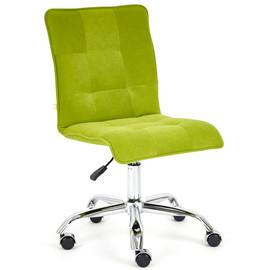 Кресло офисное «Zero» флок , олива, 23  TetChair