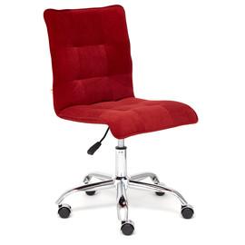 Кресло офисное «Zero» Бордовый Флок TetChair
