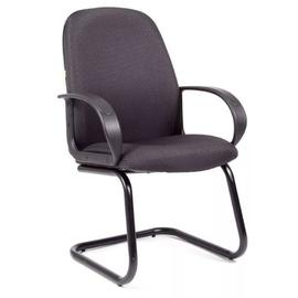 Офисное кресло для посетителей Chairman ch 279 V JP серый