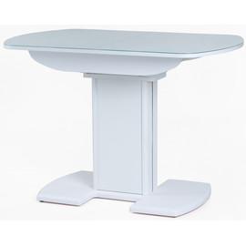 Стол обеденный Соло со стеклом