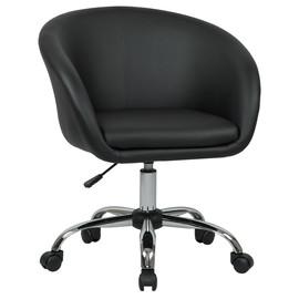 Офисное кресло 9500 черное LogoMebel