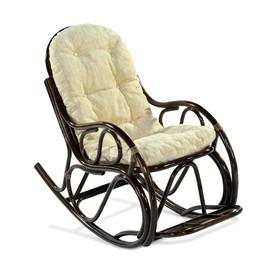 Кресло-качалка 05-17 Б (подушка Ткань шенилл) EcoDesign