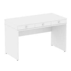 Стол письменный для ноутбука VR.SP-1-118 Riva Белый бриллиант