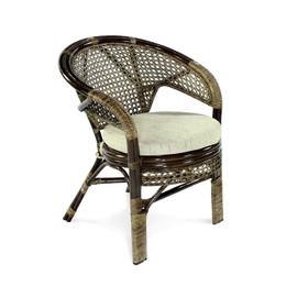 Кресло из ротанга ПЕЛАНГИ, 02-15В Б Ecodesign