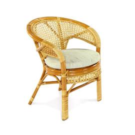 Кресло из ротанга ПЕЛАНГИ, 02-15В К Ecodesign