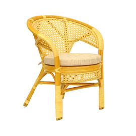 Кресло из ротанга ПЕЛАНГИ, 02-15В М Ecodesign