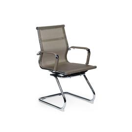 Кресло для руководителя в офис NORDEN  Хельмут CF Бронзовая сетка