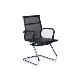 Кресло для руководителя в офис NORDEN  Хельмут CF чёрная сетка