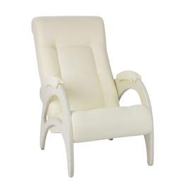Кресло для отдыха, мод. 41 (Дунди-112/Дуб шампань) Без лозы Red Black