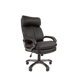 Кресло для руководителя  CHAIRMAN 505 Чёрный