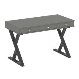 Стол письменный для ноутбука VR.SP-1-118M Riva Металлик