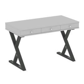 Стол письменный для ноутбука VR.SP-1-118M Riva Серый