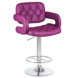 Барный стул 3460 Tiesto сиреневый LogoMebel
