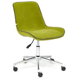 Кресло STYLE флок , олива, 23 TetChair