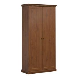 ISEO Шкаф для бумаг деревянные двери L104 ВИШНЯ АНТИЧНАЯ (136H001 Iseo)