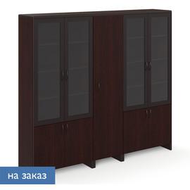 LEGNO Шкаф для бумаг и одежды ПАЛИСАНДР (102 706 PL)