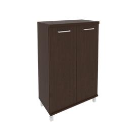Шкаф для документов в офис средний широкий (2 средние двери ЛДСП) KST-2.3 800*430*1260
