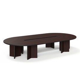 LEGNO Стол переговоров 416х216 ПАЛИСАНДР (LEGNO Conference table 416x216 PL)