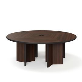 LEGNO Стол переговоров D216 ОРЕХ (LEGNO Conference table D216 WA)