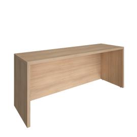 Стол приствной к столу руководителя YALTA  LT-PS18  1800х550х750 Акация