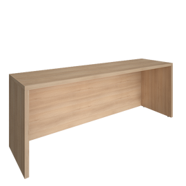 Стол приставной к столу руководителя YALTA LT-PS20 2000х550х750 Акация