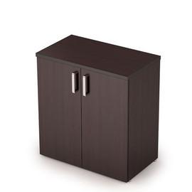 Шкаф для документов низкий закрытый AVANCE 6Т.007 Венге 700х400х750