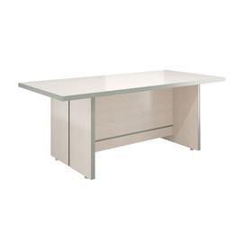 Стол переговорный в офис Bella Vita для кабинета руководителя арт. BV-1.15 1900х900х750 Сосна Карелия