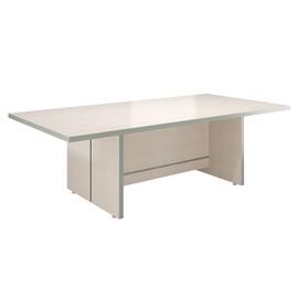 Стол переговорный  в офис Bella Vita для кабинета руководителя арт. BV-1.15.1 2400х1200х750 Сосна Карелия