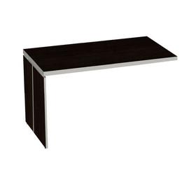 Брифинг-приставка к столу Bella Vita для кабинета руководителя арт. BV-1.17 1350х750х765 Тёмная сосна Ларедо