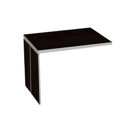 Брифинг-приставка к столу Bella Vita для кабинета руководителя арт. BV-1.18 900х750х765 Тёмная Сосна Ларедо
