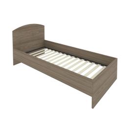 Кровать с ортопедическим основанием и изголовьем С-КИ-90 Вяз 950*2050*900