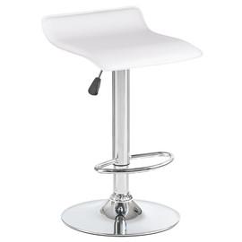 Барный стул LM-3013 белый DOBRIN