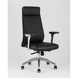 Компьютерное кресло для руководителя TopChairs Armor черное Stool Group