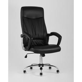 Кресло для руководителя TopChairs Tower черное Stool Group