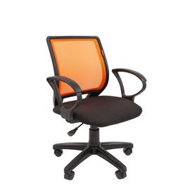 Офисное кресло Chairman 699 Оранжевое