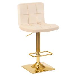 Барный стул LM-5016 бежевый DOBRIN GOLDIE