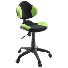Кресло для детской комнаты Dikline KD32 Зелёный