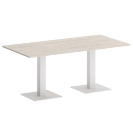 Стол прямоугольный ONIX VR.SP-5-180.2 Денвер Светлый/Белый