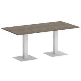 Стол прямоугольный VR.SP-5-180.2 Вяз/Белый