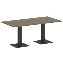Стол прямоугольный VR.SP-5-180.2 Вяз/Антрацит